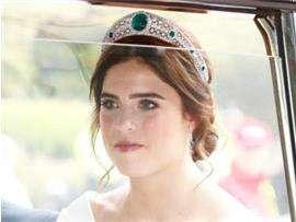 Королевская свадьба: все о церемонии бракосочетания принцессы Евгении