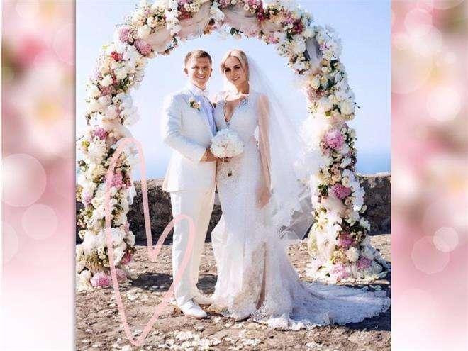Свадьба Ханны и Pashu