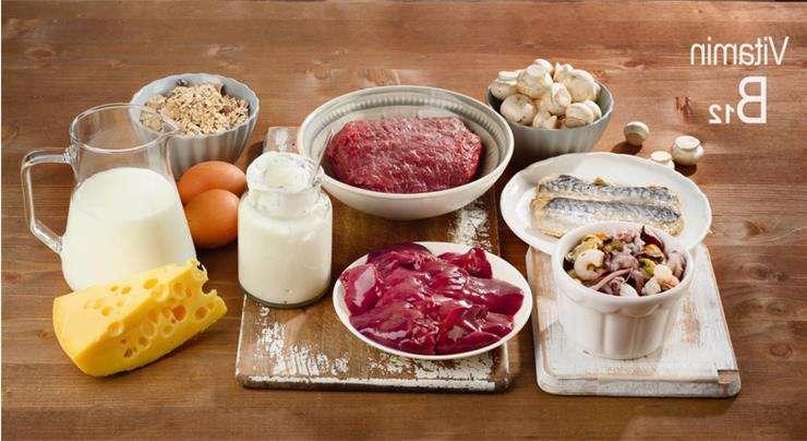 Витамин в12 в каких продуктах