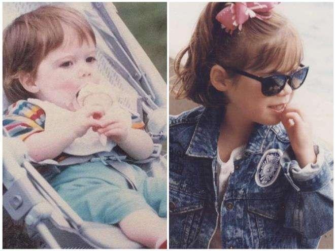 Принцесса Евгения в детстве