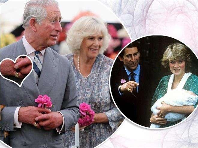 Принц Чарльз носит обручальное кольцо во втором браке