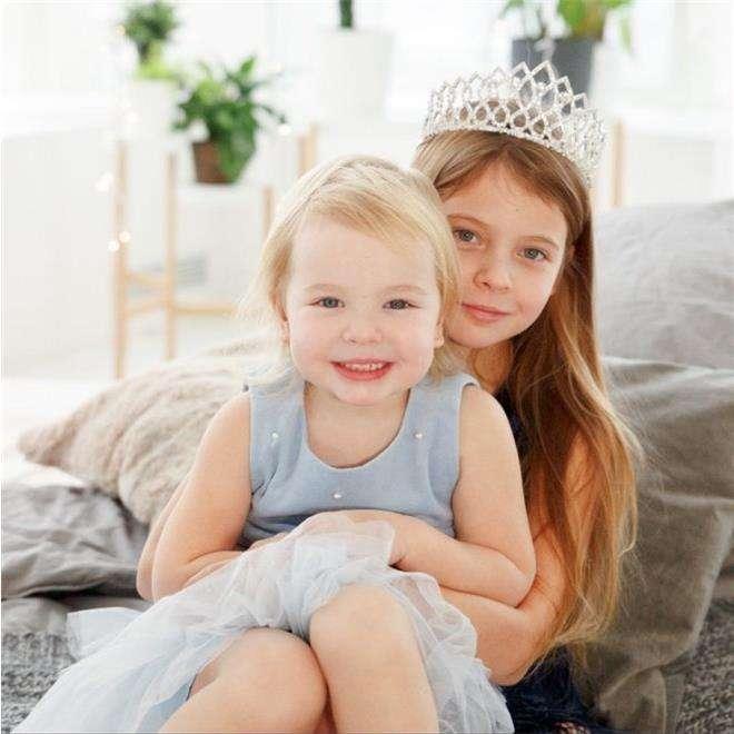 Дочки Алексея Ягудина и Татьяны Тотьмяниной
