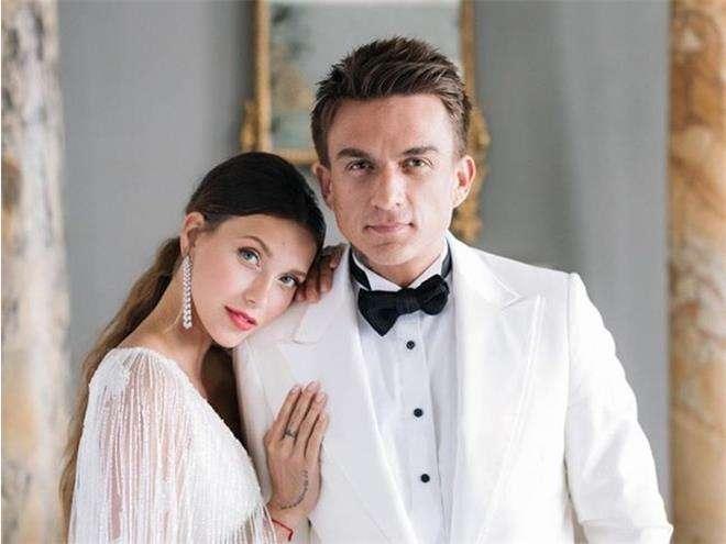 Свадебный портрет Влада Топалова и Регины Тодоренко