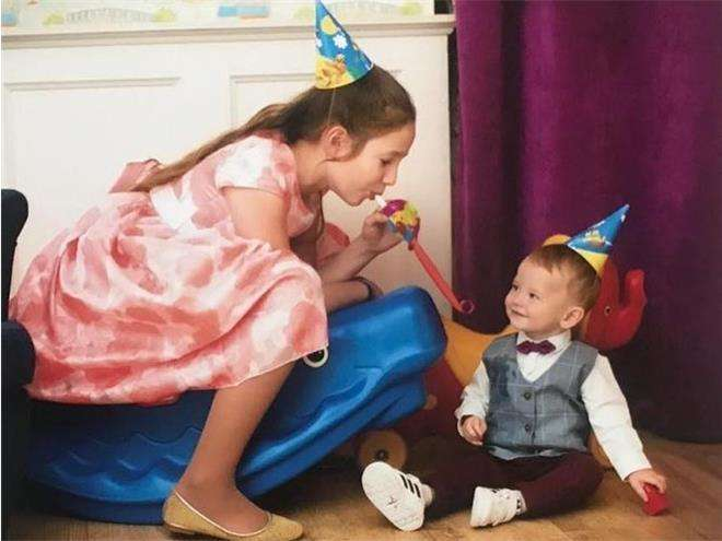 Дети Евгения Алдонина