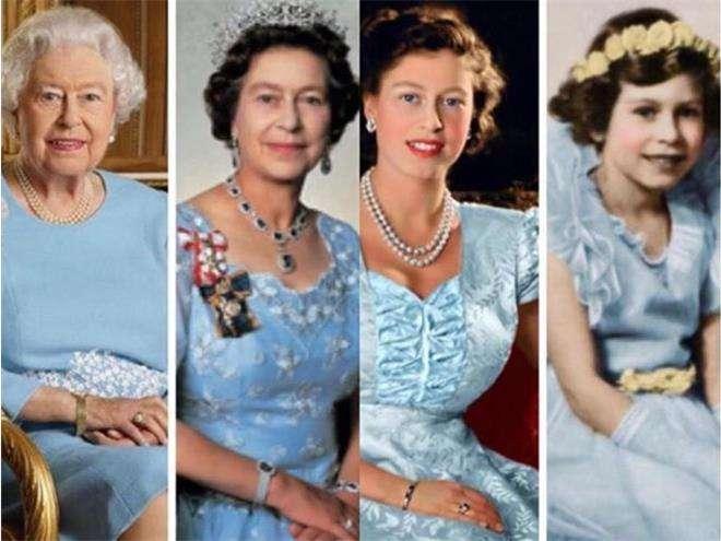 Украшения королевы Елизаветы II