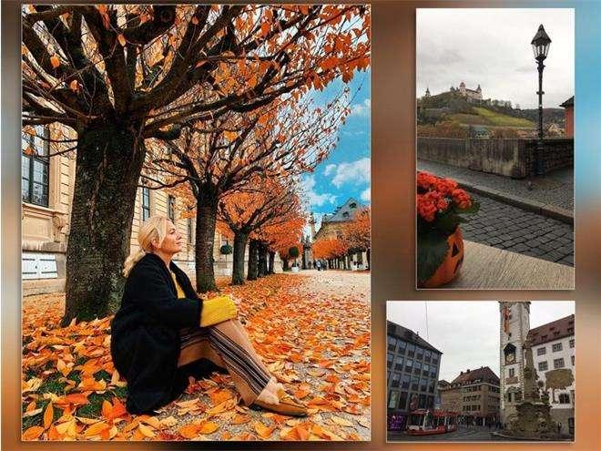 Мария Порошина поделилась кадрами из путешествия по Германии