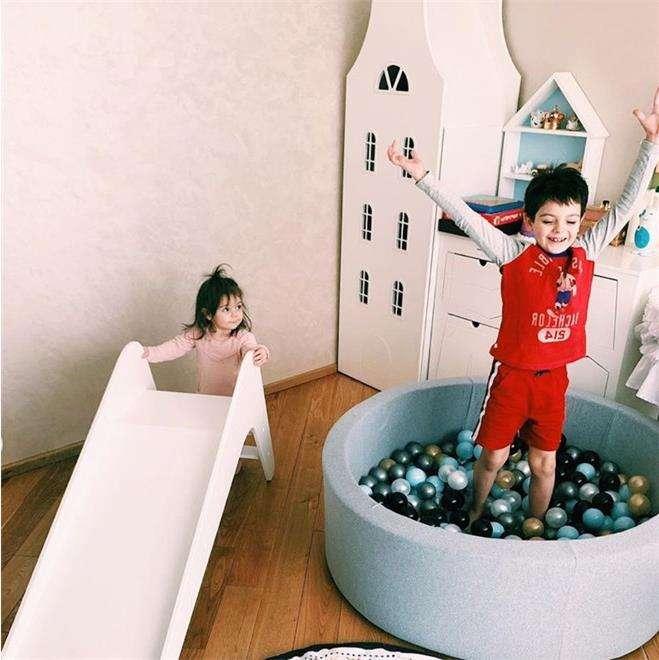 Комната детей Стоцкой