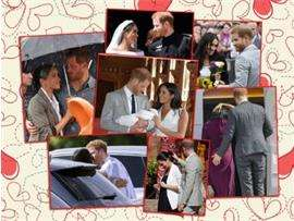 Это любовь: 10 фактов, подтверждающих нежное чувство между принцем Гарри и Меган Маркл