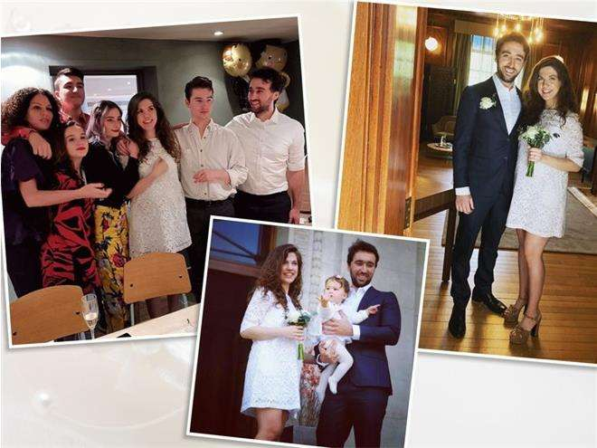 Свадьба Марии Хворастовской