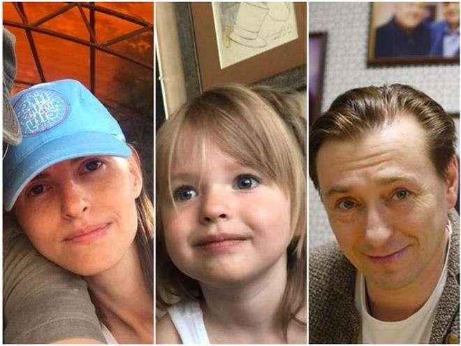 На кого больше похожа дочь Сергея Безрукова и Анны Матисон