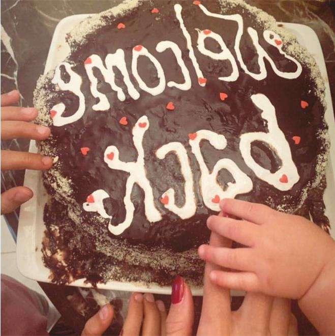 Торт для Лободы