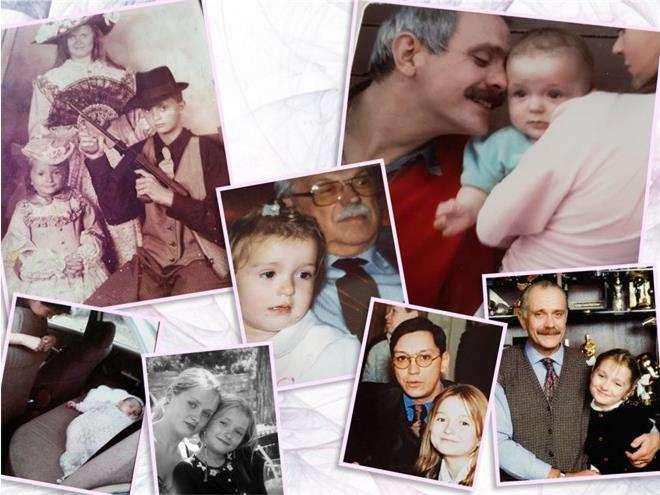 Семейство Никиты Михалкова