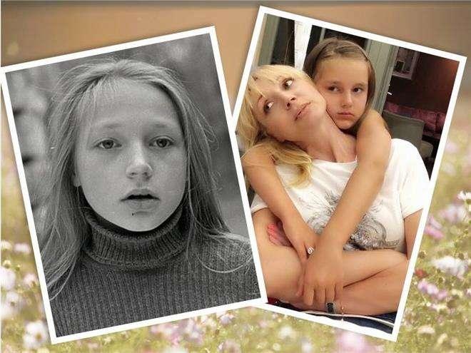 Дочка Кристины Орбакайте похожа на маму в фильме
