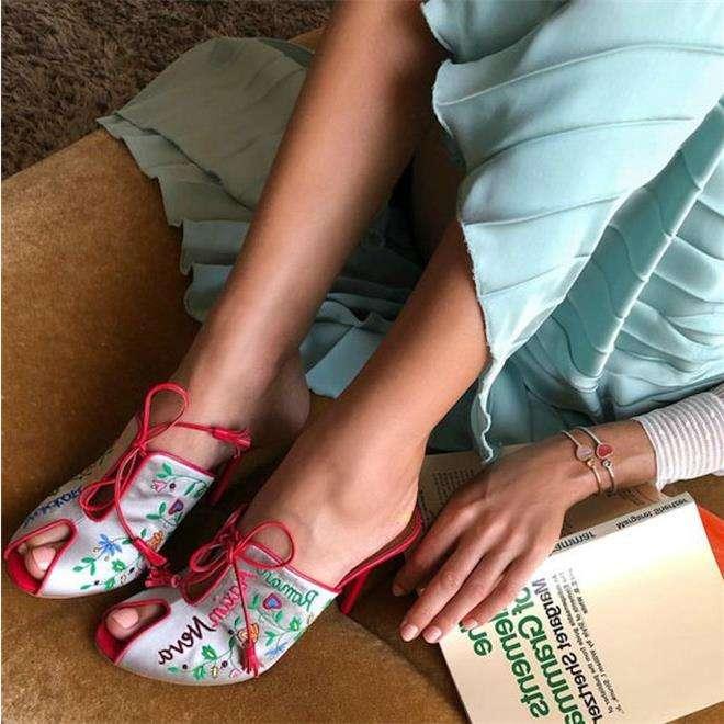 туфли Натальи Водяновой