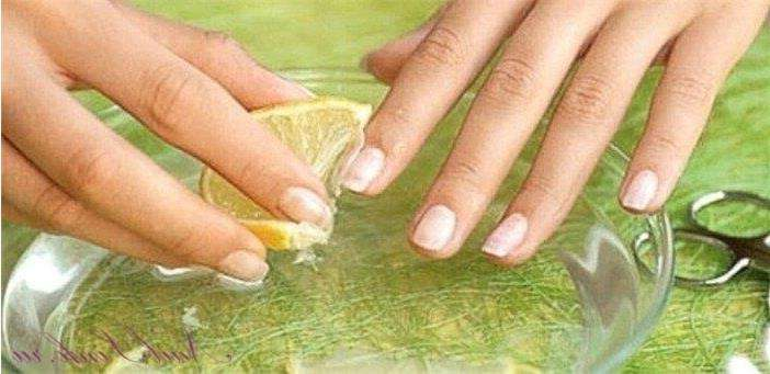 плесень на ногтях