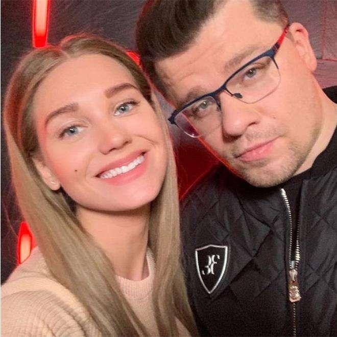 Гарик и Кристина
