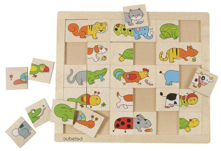 Развивающие игры для детей от одного года