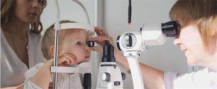 Витамины для глаз для детей назначаются на приеме у врача