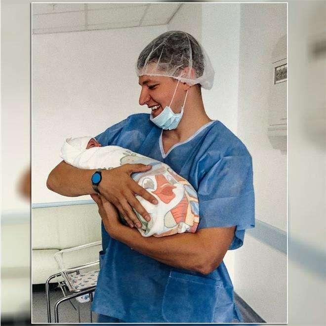 Рита Мамун и пловец АлександрСухоруков впервые стали родителями
