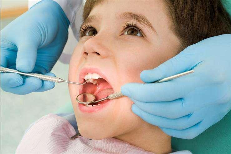 молочных зубов
