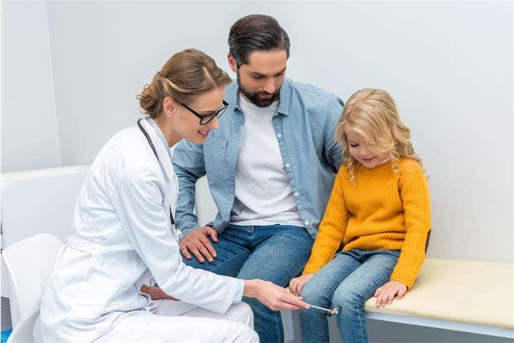 Обследование у детей