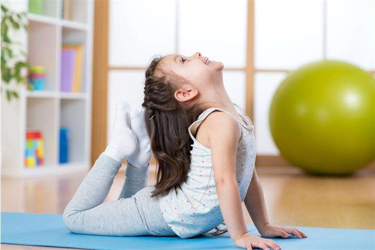 утренняя гимнастика для детей