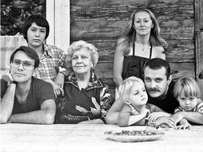 Семейство Михалковых-Кончаловских