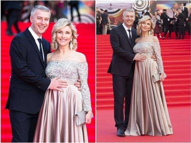 Екатерина Архарова и Артем Илясов стали родителями