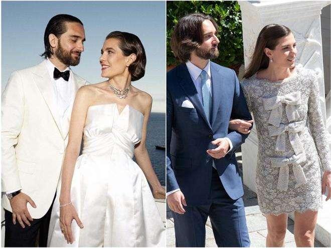 Свадьба Шарлотты Казираги и Дмитрия Рассама