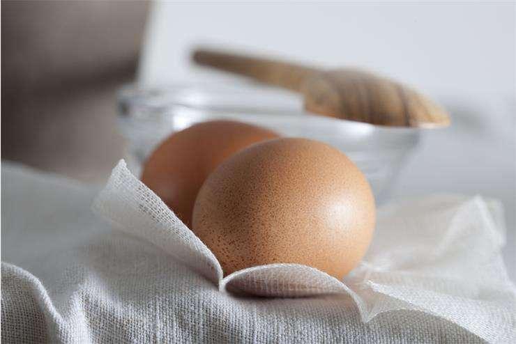из яичного белка