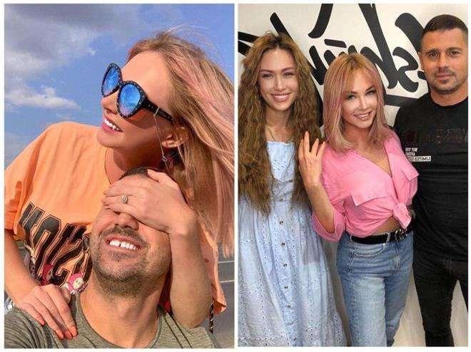 Дарья Пынзарь сменила цвет волос