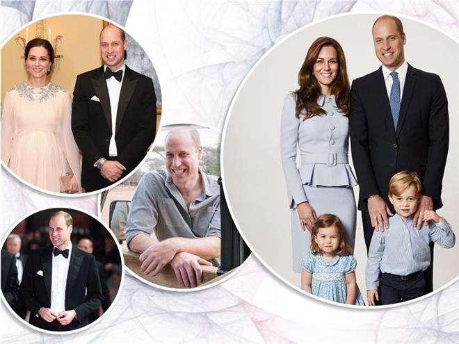 Принц Уильям не носит обручальное кольцо