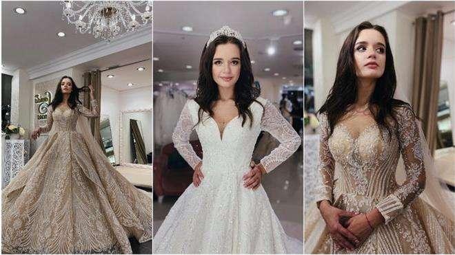 Старшая дочь певицы Славы примерила корону принцессы