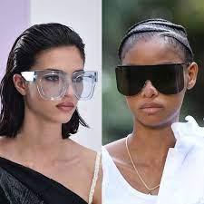 Модные солнцезащитные очки 2021: тренды и новинки